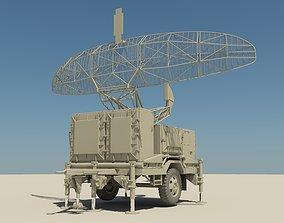 AN MPQ-50 PAR 3D model