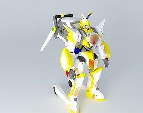 3D Lancelot