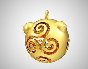 3D printable model Pagan Necklace