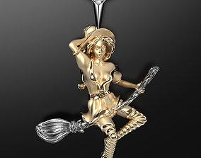 3D print model Charming charms pendant
