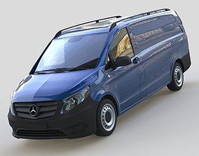 Mercedes Benz Metris 2016 3D