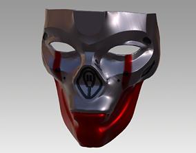 3D printable model Apex Legends Revenant Mask cosplay 1