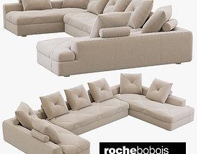 3D Roche Bobois PREFACE Modular sofa