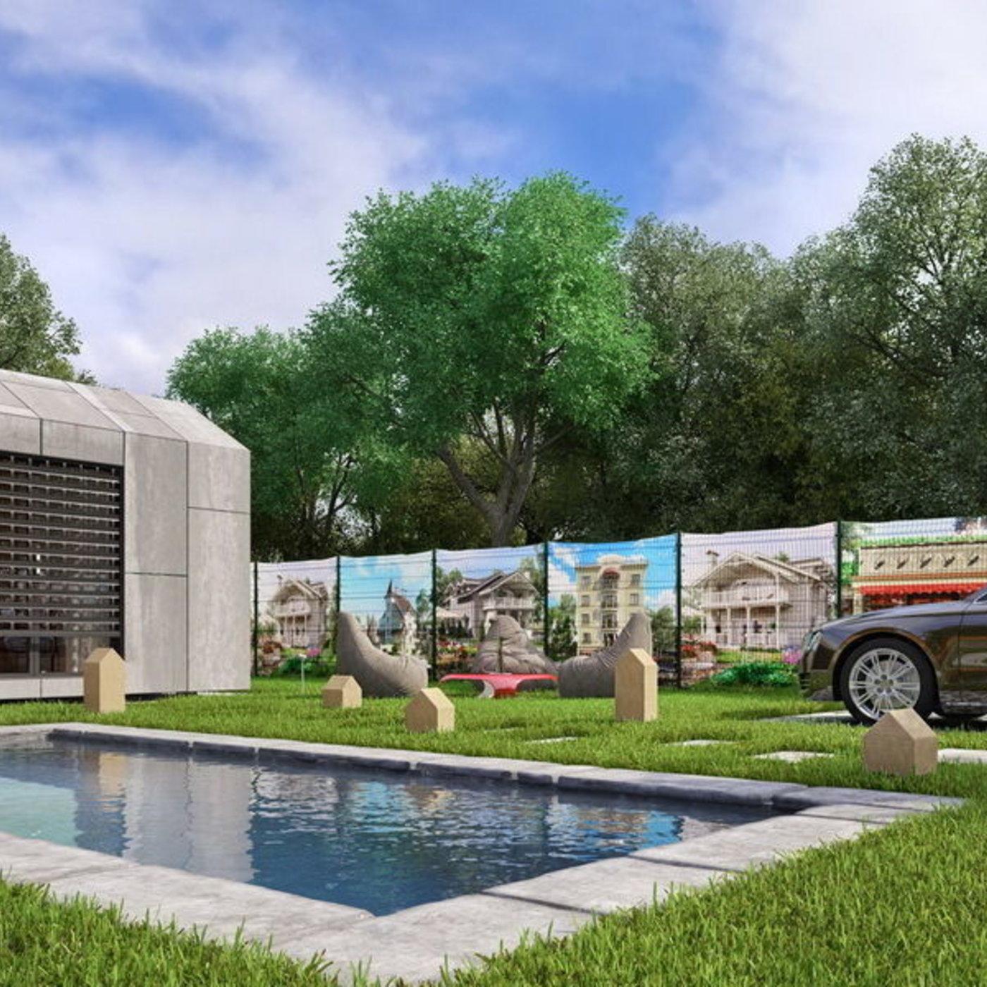 Compact house