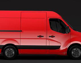 Nissan NV 400 L1H2 Van 2017 3D model