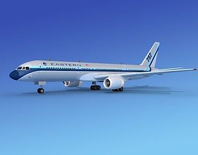 3D Boeing 757-200 Eastern Airlines 1