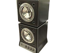 Speakers Generic 3D