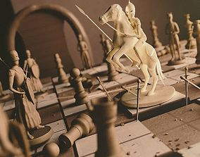 3D Knight of Chess