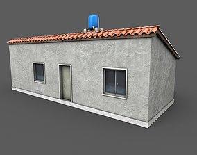 Favela Building 3D model