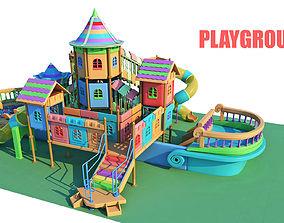 3D Playground Toys