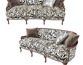 3D Shelley sofa Angelo Cappellini