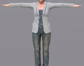 Girlcialen 3D model