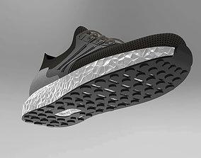 3D Ultraboost Running Shoe