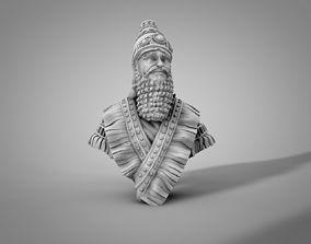 noble Assyrian 3D printable model
