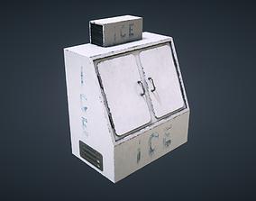 Ice Machine 3D model