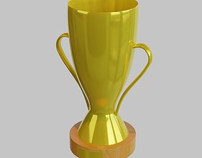 Trophy achievement 3D