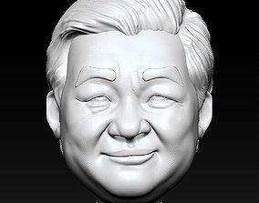 Xi Jinping 3D printable model