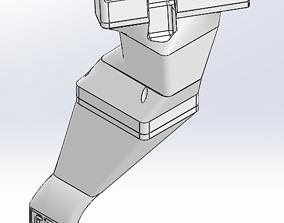 3D print model Phone holder for Mazda Miata Fiat 124