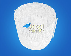 Diaper for old people 3d model