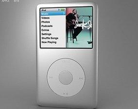 Apple iPod Classic 3D model