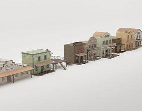 3D model Western