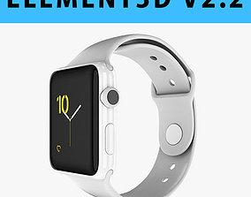 E3D - Apple Watch Edition Series 2 model