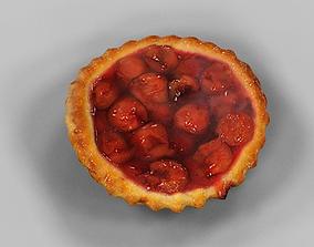 Cherry Pie 3D model