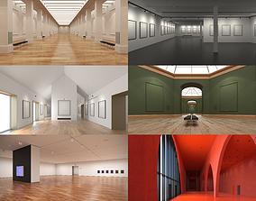 3D model Art Gallery 3d