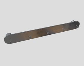 Rack - empty 3D model