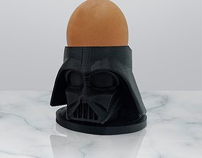 Egg Holder Helmet Starwars Darth Vader 3D print model