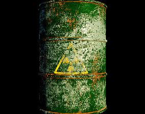 Barrel by mkaplunow 3D asset