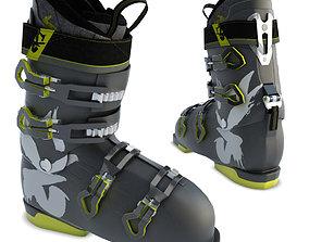Ski Shoes 3D