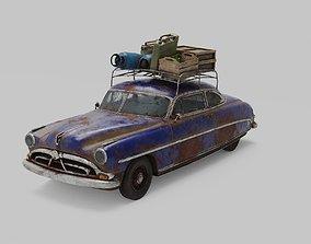 Abandoned Car 36a 3D