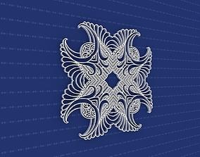 ornament Mandala 3D