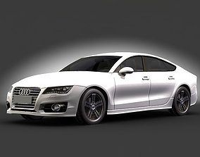 Audi A7 standard 3D