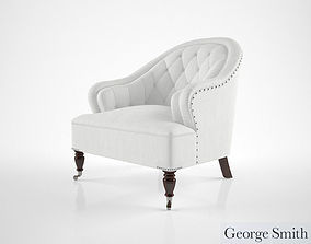 3D model George Smith Markham Chair