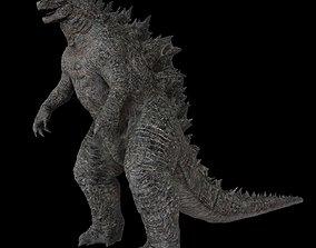 Godzilla 2021 3D