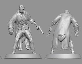 3D print model Hellboy