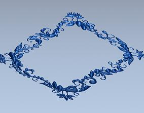 3D printable model Photo frame fashion