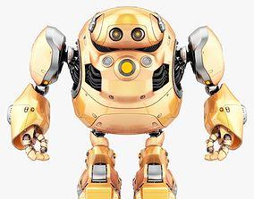 Robotic Turtle 3D model