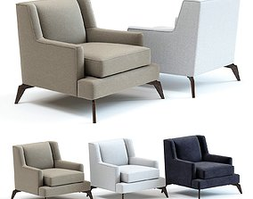 The Sofa and Chair Co - Enzo Armchair 3D