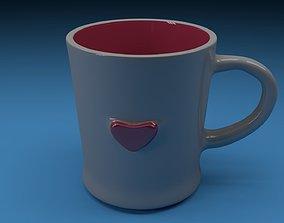 Ceramic mug 1 3D