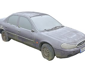 3D model Ford Mondeo