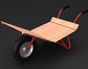 Wheelbarrow2 3D model