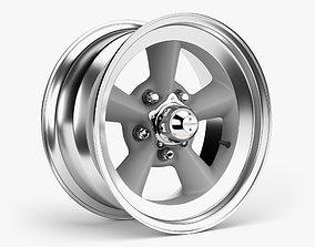 3D Torq Thrust D Wheel