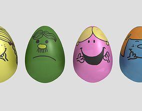 Easter Eggs kit - volume 2 3D model