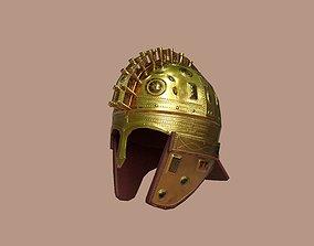 3D model Berkasovo Helmet GAME READY