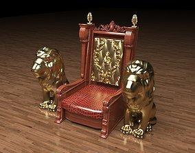 King Throne 3 3D