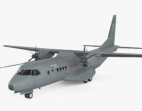 EADS CASA C-295 3D