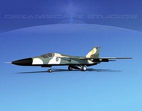 3D General Dynamics F-111 Aardvark RAAF